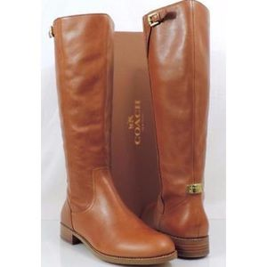 Coach Mirriam Mid Calf Boots
